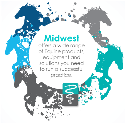 Midwest offers a wide range of Equine products